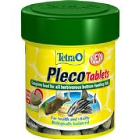 Tetra Plecomin 240 (2 x 120) tablets bottom feeding fish catfish and plecostomus